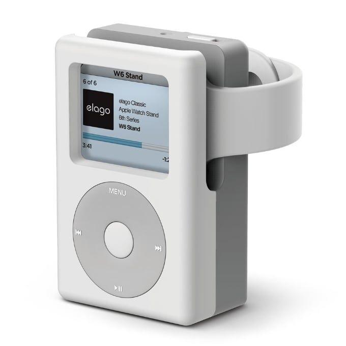 Elago W6 - ställning för Apple Watch