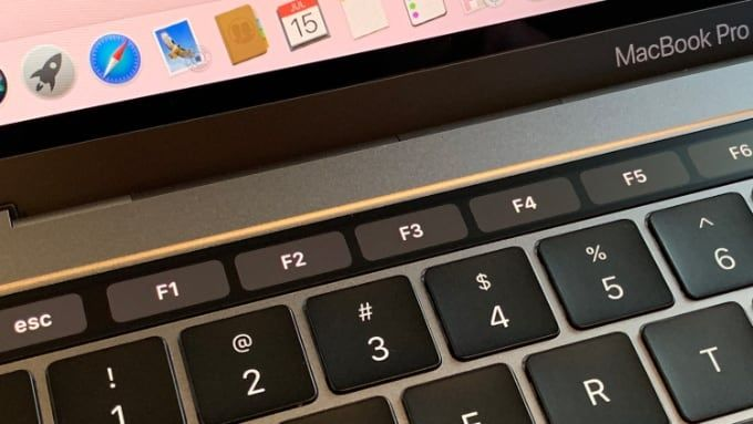 Test MacBook Pro 2019 13 tum 1,4 gHz
