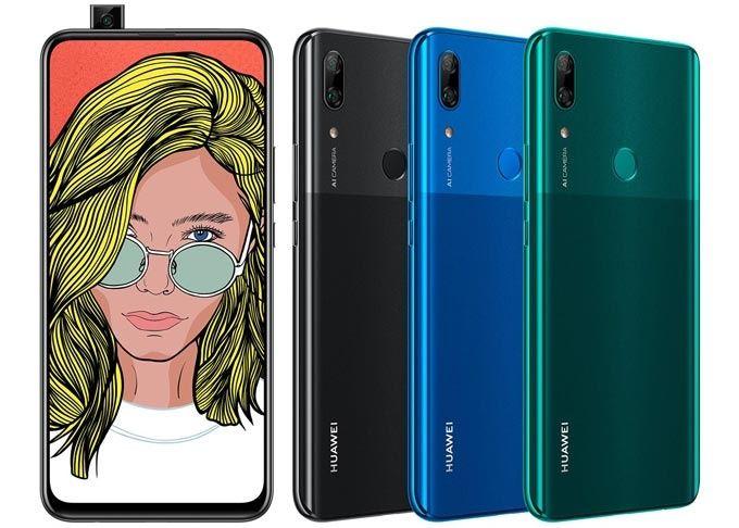 Huawei P Smart Z färger