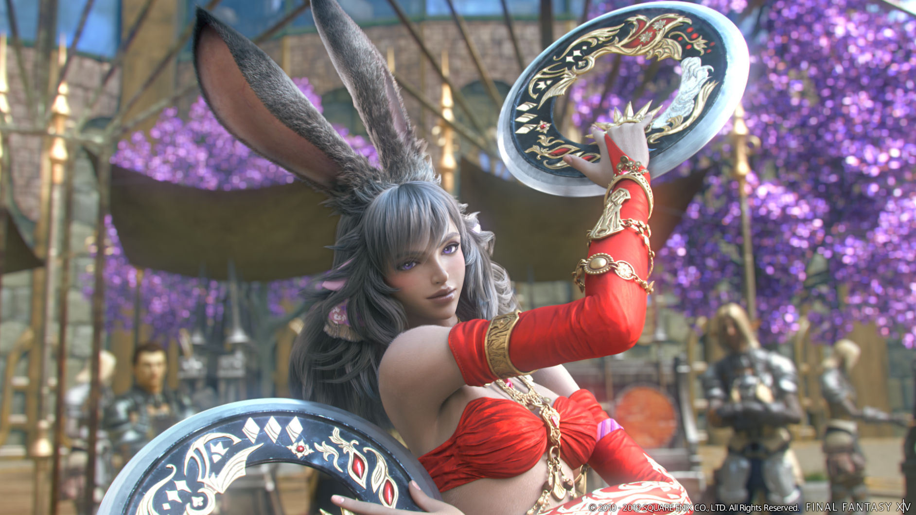 Dancer i Final Fantasy XIV