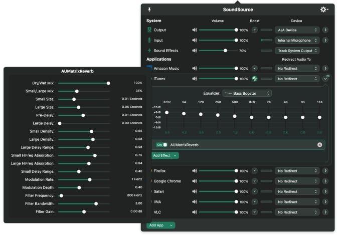 Test Sound Source för Mac