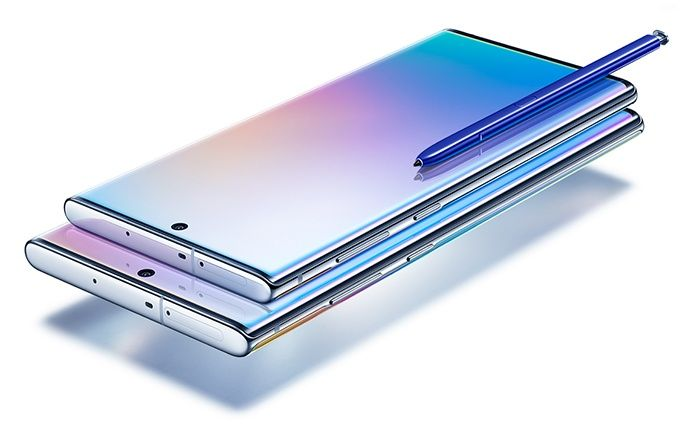 Samsung Galaxy Note 10 Plus billigast