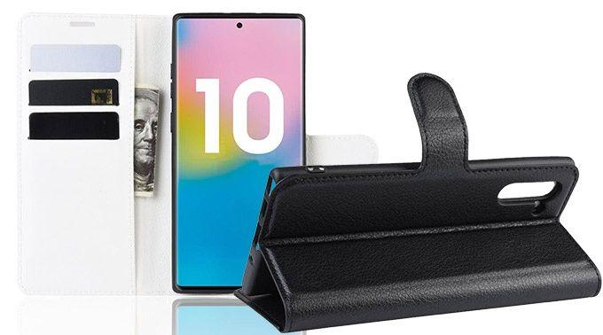 Plånboksfodral Note 10