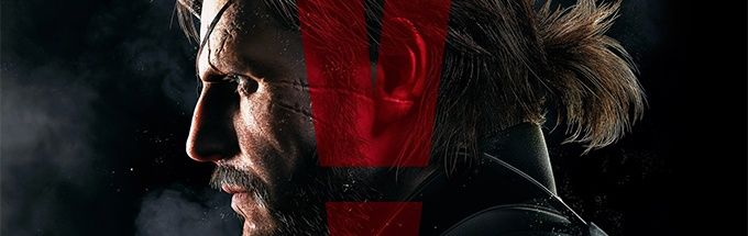 Metal Gear Solid 5 Big Boss sideways