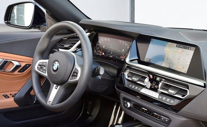 BMW Z4 test