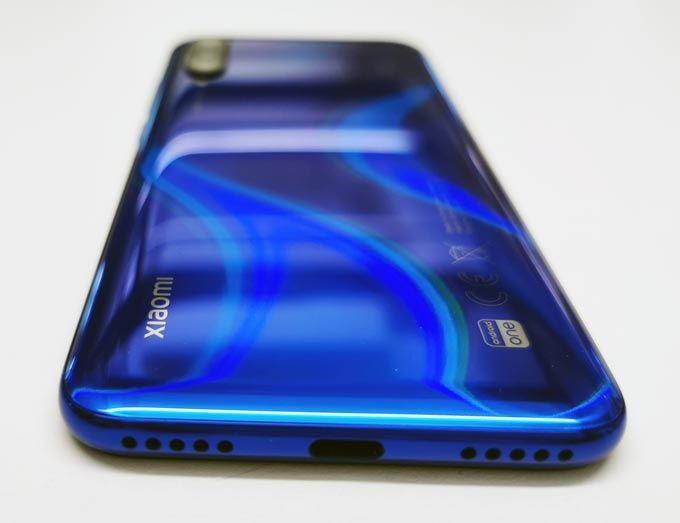 Xiaomi Mi A3 baksida