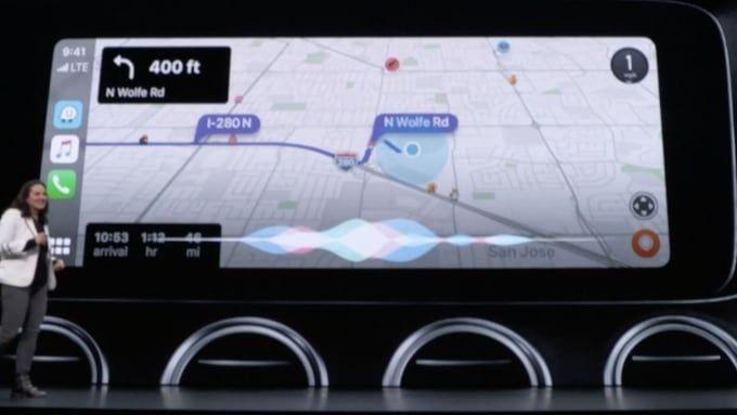 Carplay IOS 13