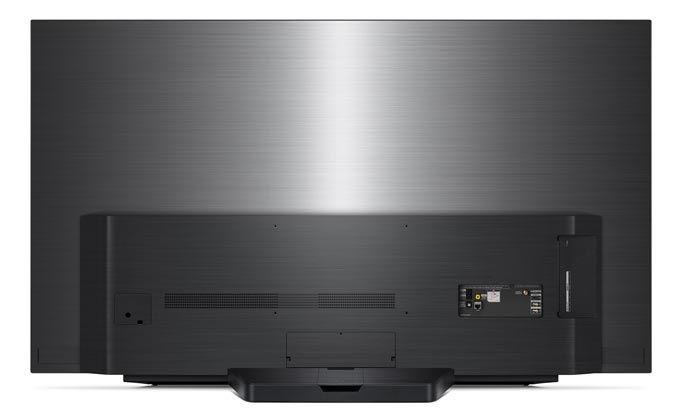 LG OLED55E9 baksida