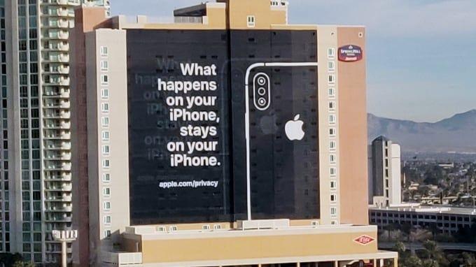 Apple integritet
