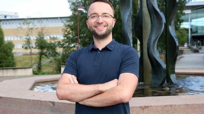 Jakub Krzywda är doktorand vid Umeå universitet.