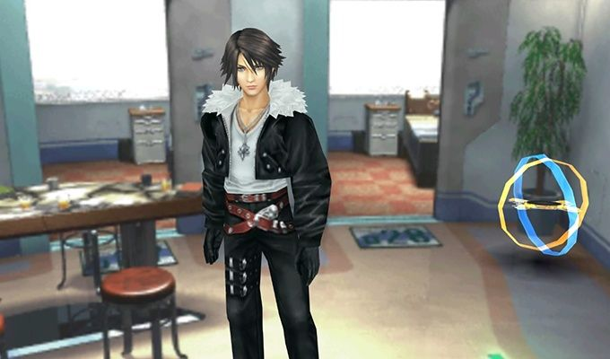 FF8 in room