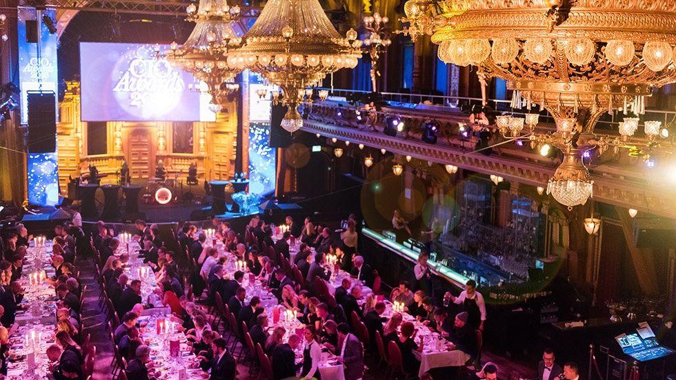 CIO Awards på Berns