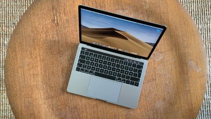 Långtidstest MacBook Pro 13 tum 1,4 gHz
