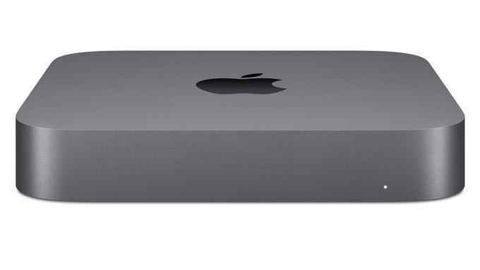 ansluta Mac mini