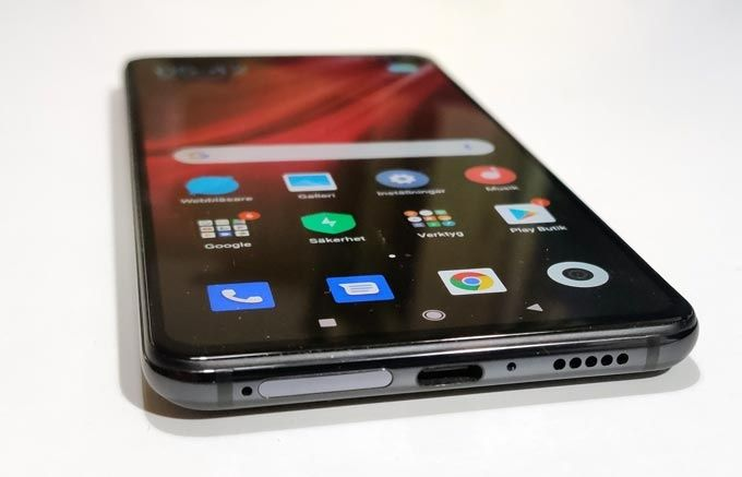 Xiaomi Mi 9T Pro framsida