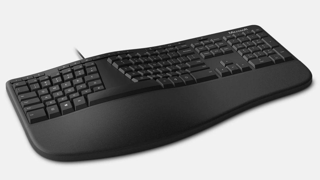 Microsoft ergonomisk
