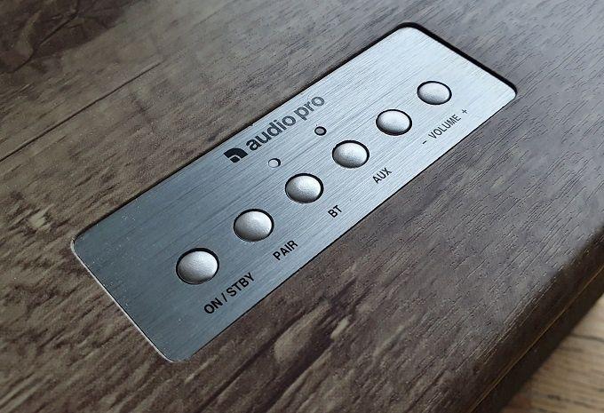 Audio Pro BT5 test