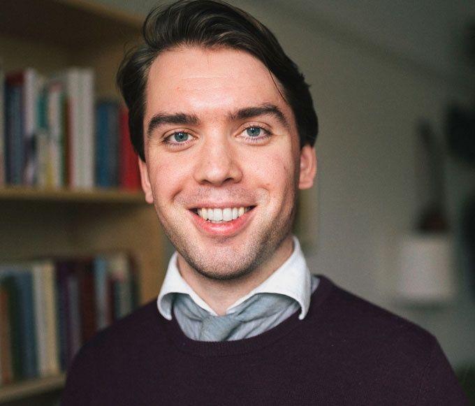 Anders Thor, External Relations Manager på Northvolt.