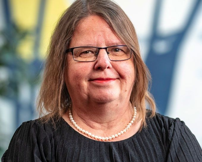 Kristina Edström, professor i kemi vid Uppsala universitet