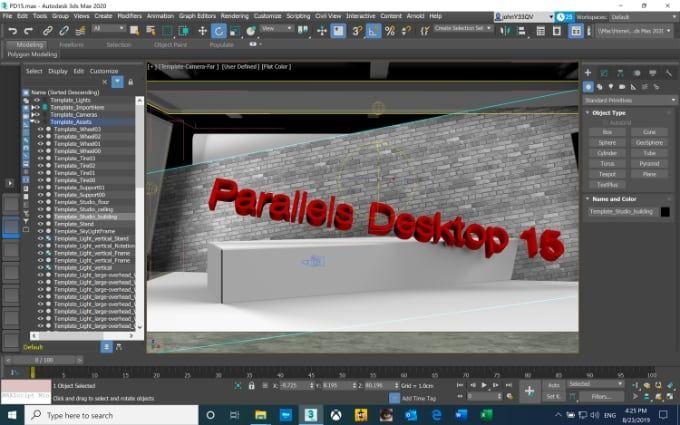 Test Parallels Desktop 15 på Mac
