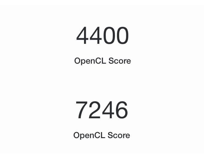 Test grafik Macbook Air mot Macbook Pro
