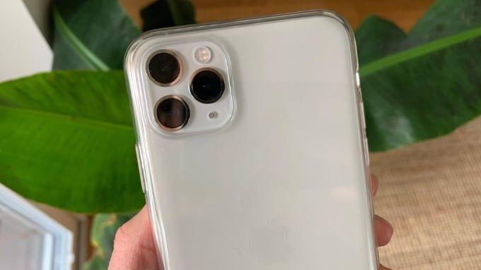En månad med Iphone 11 Pro Max
