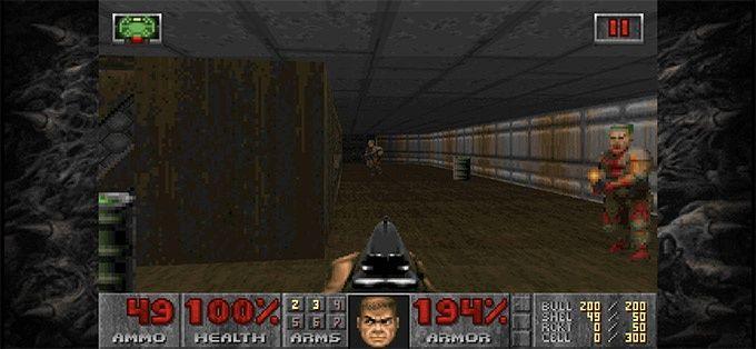 Doom IOS