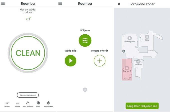Roomba i7 test