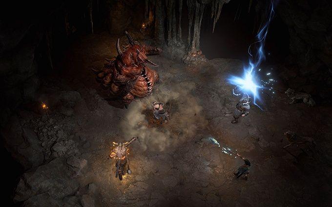 Diablo IV multiplayer