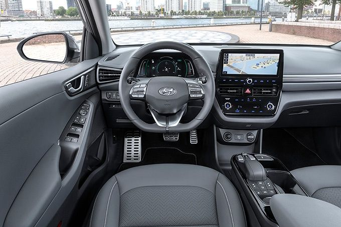 Test Hyundai Ionic