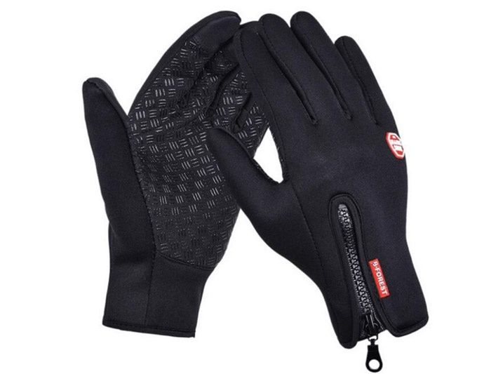 Smartphone Thermal Fleece handskar