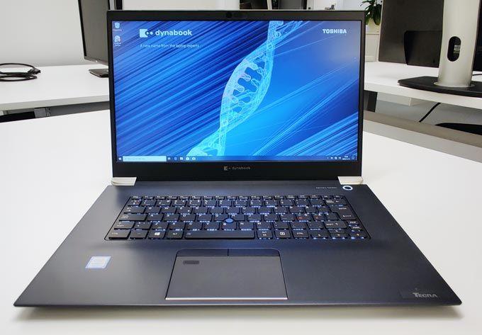 Dynabook Tecra X50-F framifrån