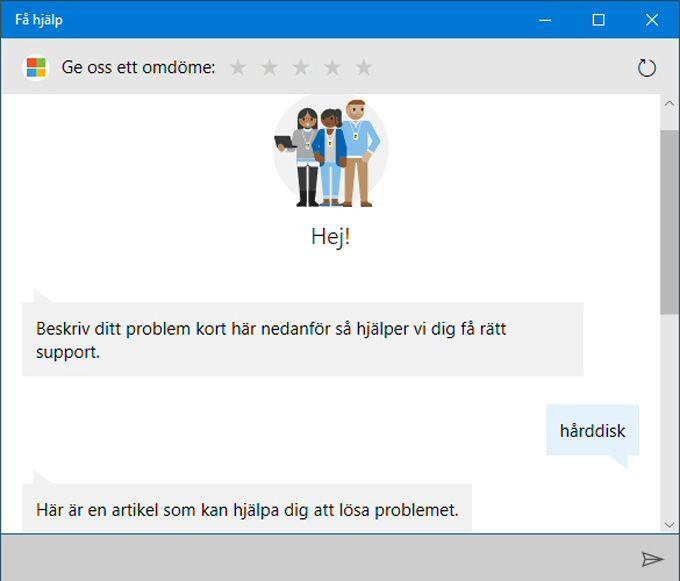 Windows-hjälp