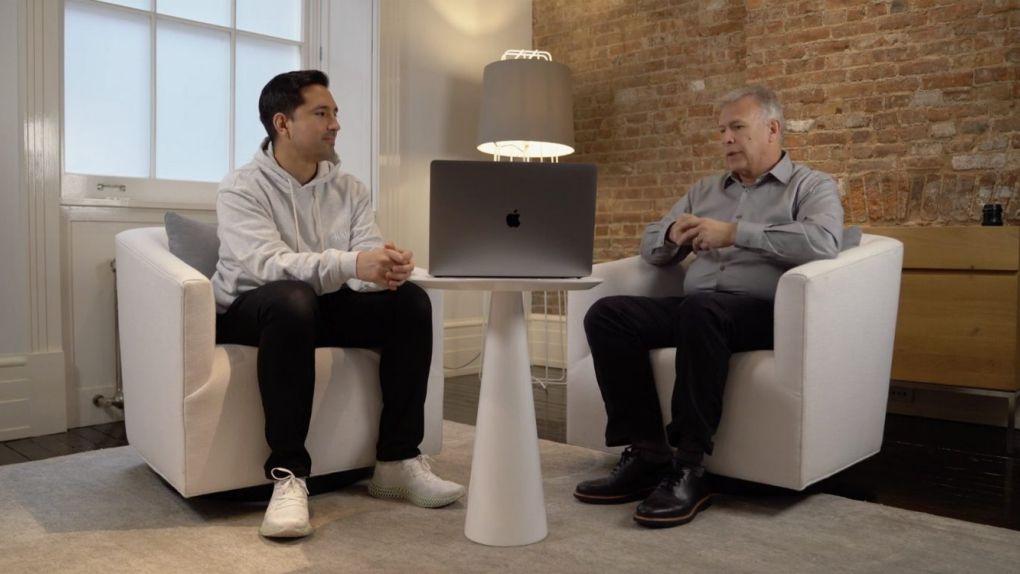 Se Phil Schiller svara på frågor om nya Macbook Pro på 16 tum