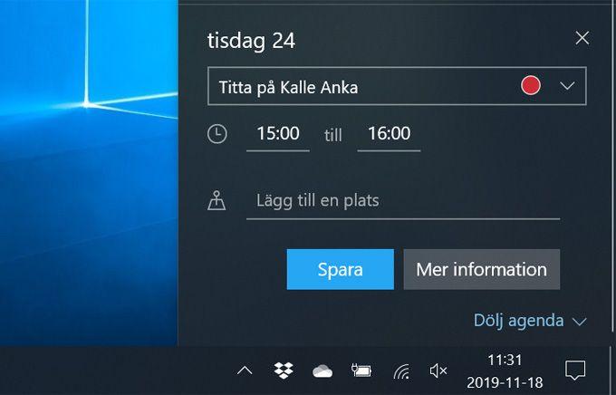 Windows 10 November 2019 Update (1909)