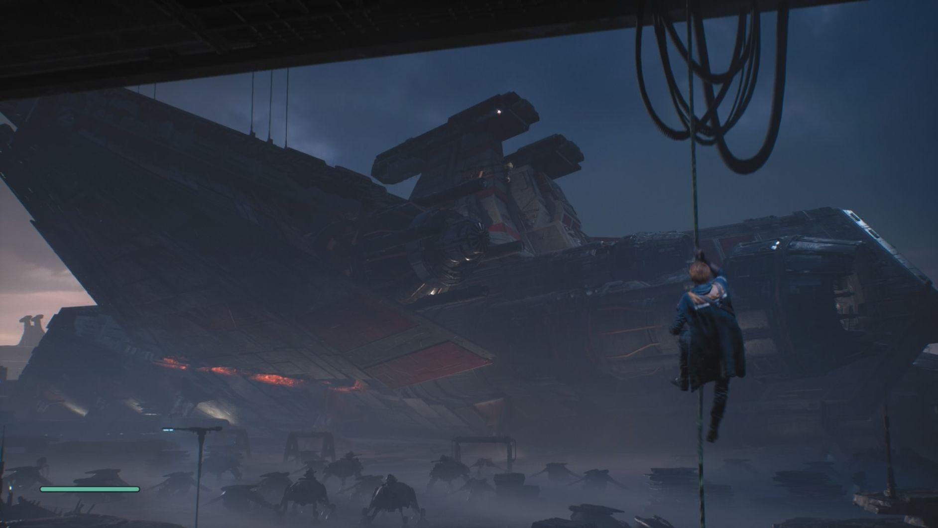 Star Wars rymdskepp