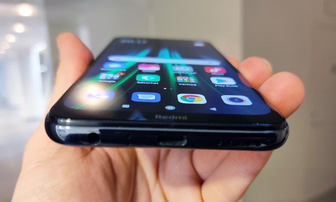 Xiaomi Redmi Note 8T undesida