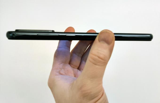 Xiaomi Redmi Note 8T profil