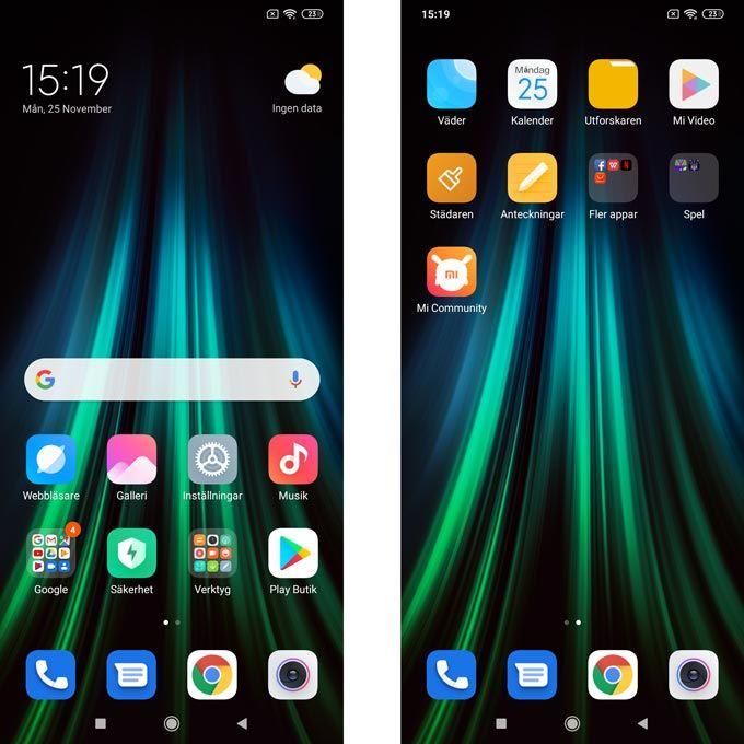 Xiaomi Redmi Note 8T MIUI