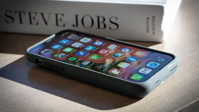 Test Apple Smart Battery Case