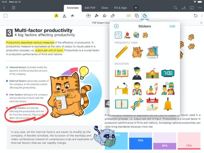 Test PDF Expert 7