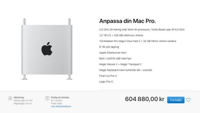 Maxad Mac Pro