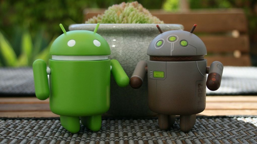 Androids Airdrop-alternativ visas upp i ny video