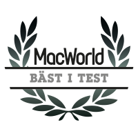 MacWorld Bäst i test