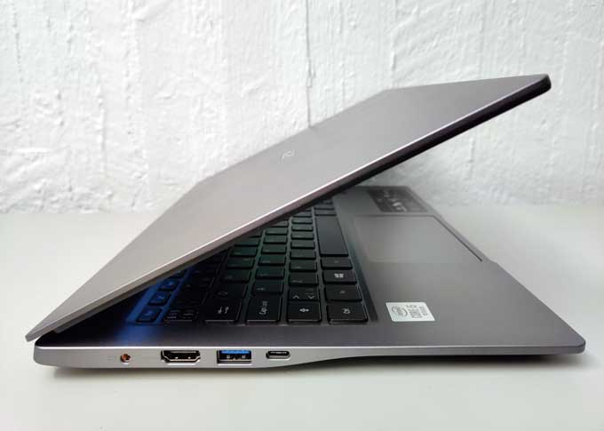 Acer Swift 3 profil