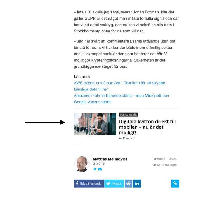 Artikelexempel