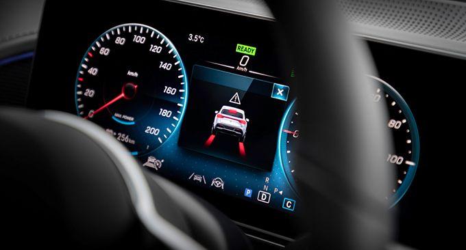 Test Mercedes EQC 400 4Matic