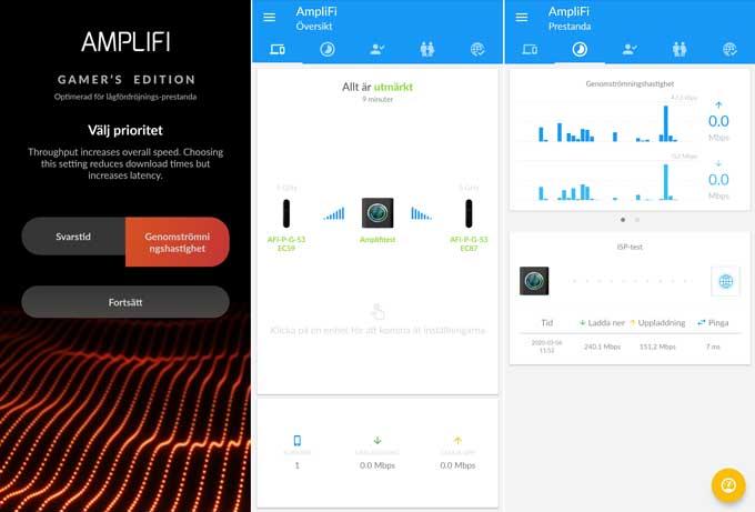 Amplifi app