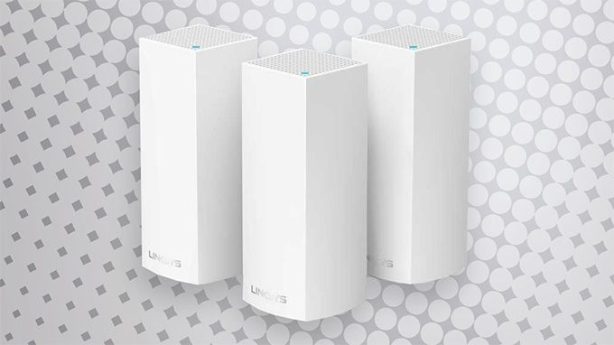 Linksys Velop WHW0303 meshrouter test