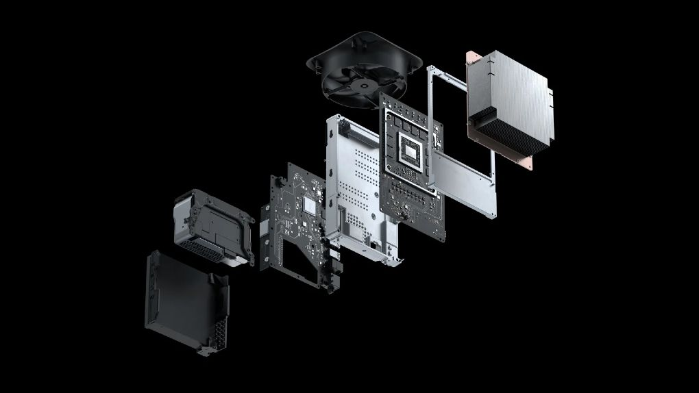 Xbox Series X intersection